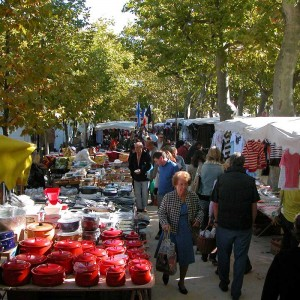 Marché Saint-Chinian